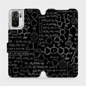 Flipové pouzdro Mobiwear na mobil Xiaomi Redmi Note 10 - V060P Vzorečky