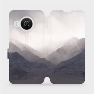 Flip pouzdro Mobiwear na mobil Nokia X20 - M151P Hory