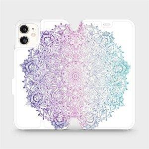 Flipové pouzdro Mobiwear na mobil Apple iPhone 11 - M008S Mandala