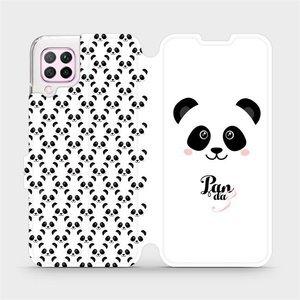 Flipové pouzdro Mobiwear na mobil Huawei P40 Lite - M030P Panda Amálka