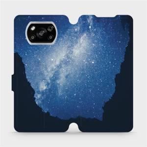 Flipové pouzdro Mobiwear na mobil Xiaomi POCO X3 NFC - M146P Galaxie