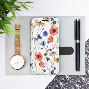 Flip pouzdro Mobiwear na mobil Samsung Galaxy M11 - MP04S Luční kvítí