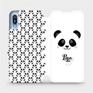 Flipové pouzdro Mobiwear na mobil Huawei Y6 2019 - M030P Panda Amálka