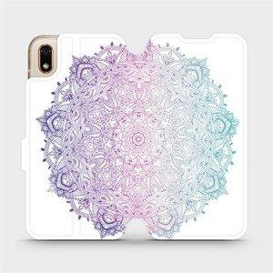 Flipové pouzdro Mobiwear na mobil Huawei Y5 2019 - M008S Mandala