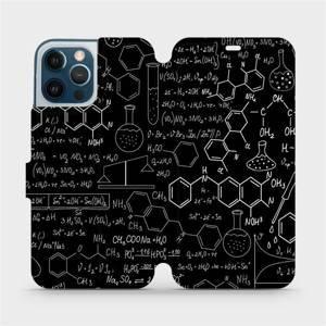 Flipové pouzdro Mobiwear na mobil Apple iPhone 12 Pro Max - V060P Vzorečky