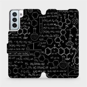 Flipové pouzdro Mobiwear na mobil Samsung Galaxy S21 Plus 5G - V060P Vzorečky
