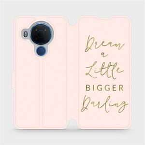 Flipové pouzdro Mobiwear na mobil Nokia 5.4 - M014S Dream a little
