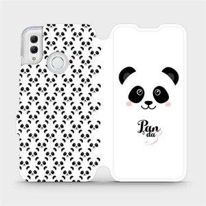 Flipové pouzdro Mobiwear na mobil Honor 10 Lite - M030P Panda Amálka