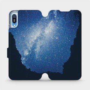 Flipové pouzdro Mobiwear na mobil Huawei Y6 2019 - M146P Galaxie