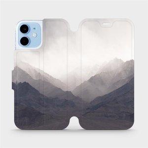Flipové pouzdro Mobiwear na mobil Apple iPhone 12 mini - M151P Hory