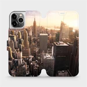 Flipové pouzdro Mobiwear na mobil Apple iPhone 12 Pro - M138P New York