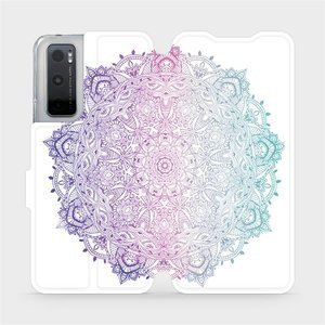 Flipové pouzdro Mobiwear na mobil Vivo Y70 - M008S Mandala