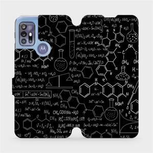 Flipové pouzdro Mobiwear na mobil Motorola Moto G30 - V060P Vzorečky
