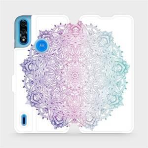 Flipové pouzdro Mobiwear na mobil Motorola Moto E7i Power - M008S Mandala