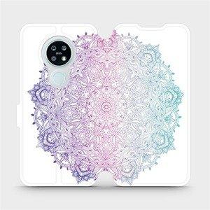 Flipové pouzdro Mobiwear na mobil Nokia 6.2 - M008S Mandala