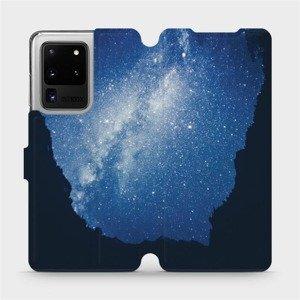 Flipové pouzdro Mobiwear na mobil Samsung Galaxy S20 Ultra - M146P Galaxie