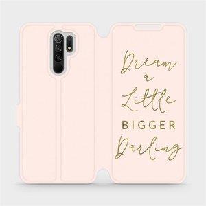 Flipové pouzdro Mobiwear na mobil Xiaomi Redmi 9 - M014S Dream a little