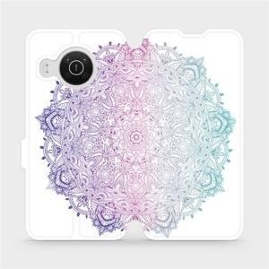 Flip pouzdro Mobiwear na mobil Nokia X10 - M008S Mandala