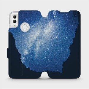 Flipové pouzdro Mobiwear na mobil Honor 10 Lite - M146P Galaxie