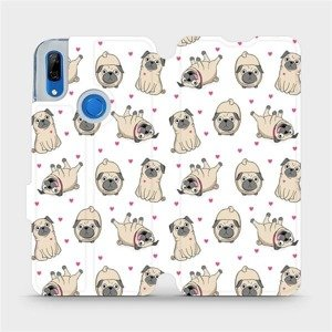 Flipové pouzdro Mobiwear na mobil Huawei P Smart Z - M097P Mopsíci