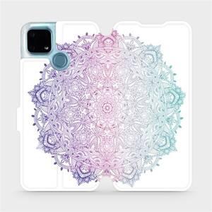 Flip pouzdro Mobiwear na mobil Realme 7i - M008S Mandala