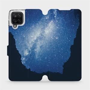Flipové pouzdro Mobiwear na mobil Samsung Galaxy A12 - M146P Galaxie