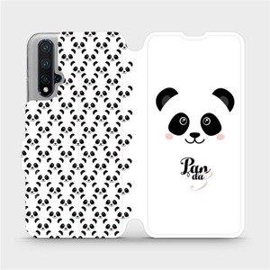 Flipové pouzdro Mobiwear na mobil Honor 20 - M030P Panda Amálka