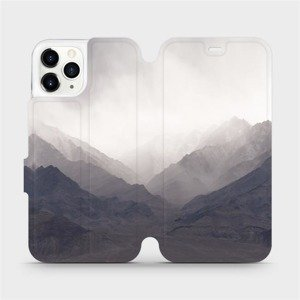 Flipové pouzdro Mobiwear na mobil Apple iPhone 11 Pro - M151P Hory