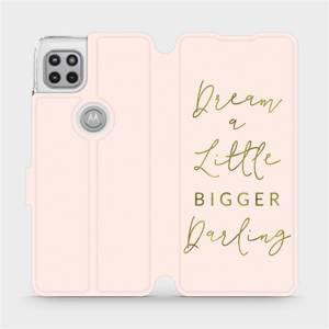 Flipové pouzdro Mobiwear na mobil Motorola Moto G 5G - M014S Dream a little