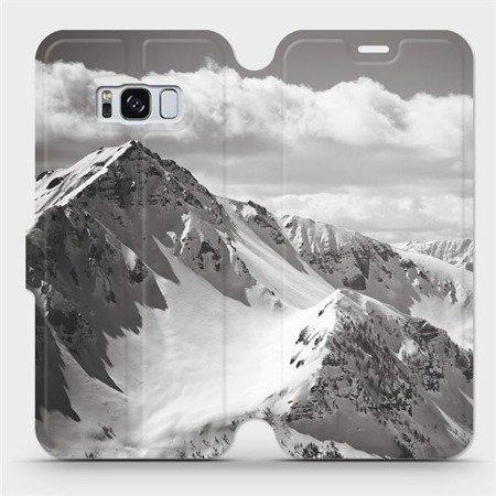 Flipové pouzdro Mobiwear na mobil Samsung Galaxy S8 - M152P Velehory