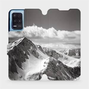 Flip pouzdro Mobiwear na mobil Realme 8 5G - M152P Velehory
