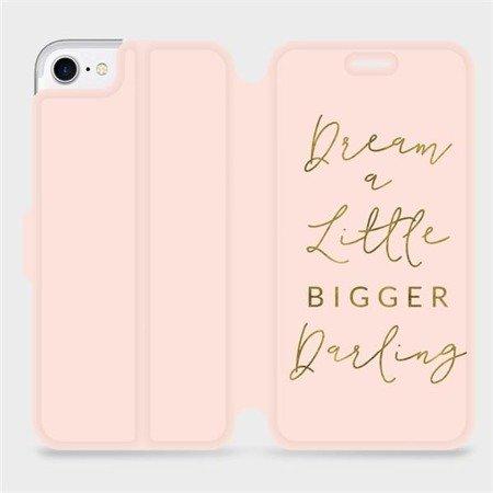 Flipové pouzdro Mobiwear na mobil Apple iPhone 8 - M014S Dream a little