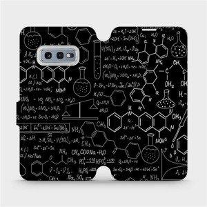 Flipové pouzdro Mobiwear na mobil Samsung Galaxy S10e - V060P Vzorečky