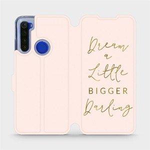 Flipové pouzdro Mobiwear na mobil Xiaomi Redmi Note 8T - M014S Dream a little