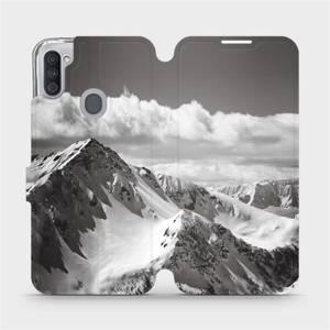 Flipové pouzdro Mobiwear na mobil Samsung Galaxy M11 - M152P Velehory