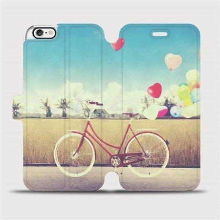 Flipové pouzdro Mobiwear na mobil Apple iPhone 6 / iPhone 6s - M133P Kolo a balónky
