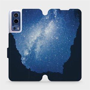 Flip pouzdro Mobiwear na mobil Vivo Y72 5G / Vivo Y52 5G - M146P Galaxie