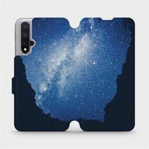 Flipové pouzdro Mobiwear na mobil Honor 20 - M146P Galaxie