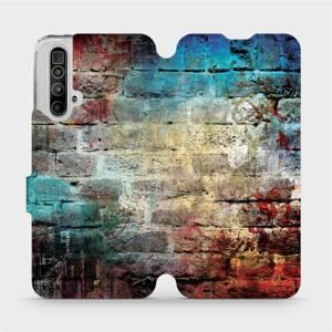 Flipové pouzdro Mobiwear na mobil Realme X3 SuperZoom - V061P Zeď