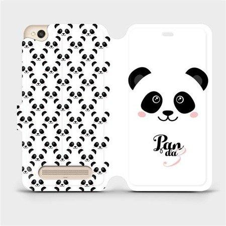 Flipové pouzdro Mobiwear na mobil Xiaomi Redmi 4A - M030P Panda Amálka