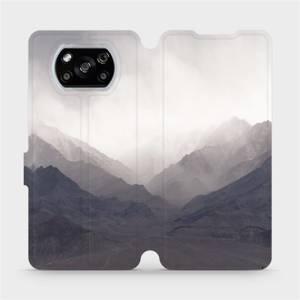 Flipové pouzdro Mobiwear na mobil Xiaomi POCO X3 NFC - M151P Hory