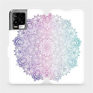 Flip pouzdro Mobiwear na mobil Realme 8 Pro - M008S Mandala
