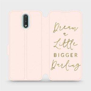 Flipové pouzdro Mobiwear na mobil Nokia 2.3 - M014S Dream a little