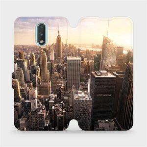 Flipové pouzdro Mobiwear na mobil Nokia 2.3 - M138P New York