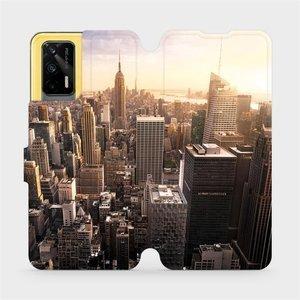 Flipové pouzdro Mobiwear na mobil Realme GT 5G - M138P New York