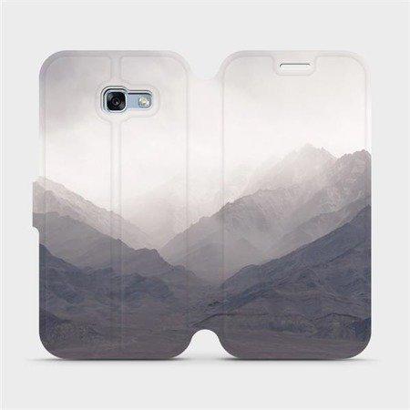 Flipové pouzdro Mobiwear na mobil Samsung Galaxy A3 2017 - M151P Hory