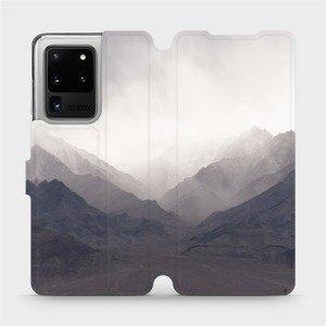 Flipové pouzdro Mobiwear na mobil Samsung Galaxy S20 Ultra - M151P Hory