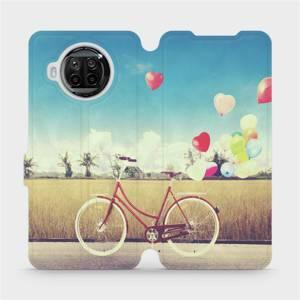 Flipové pouzdro Mobiwear na mobil Xiaomi MI 10T Lite - M133P Kolo a balónky