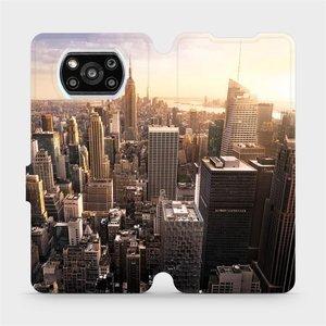 Flipové pouzdro Mobiwear na mobil Xiaomi Poco X3 Pro - M138P New York