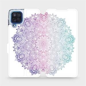 Flipové pouzdro Mobiwear na mobil Samsung Galaxy M12 - M008S Mandala